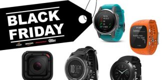 Black Friday 2018 ofertas en relojes gps