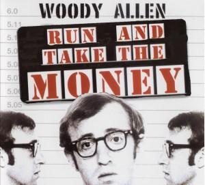 Corre y coge el dinero