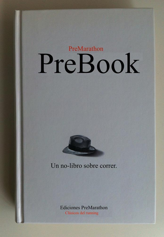 PreBook, el no libro de running