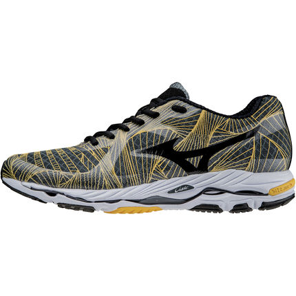 Mizuno Paradox Black Yellow