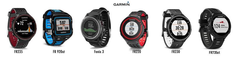 Relojes gps más usados para correr maratones