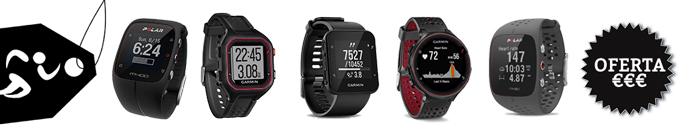 relojes gps running en oferta y baratos