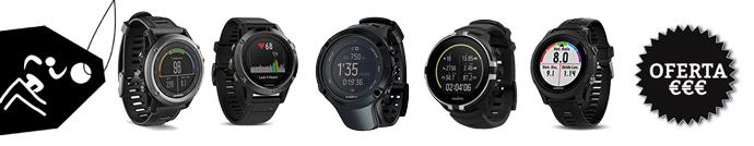 relojes gps trailrunning y montaña en oferta y baratos
