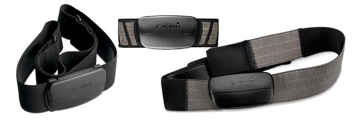Versiones pulsometro Garmin HRM soft band premium