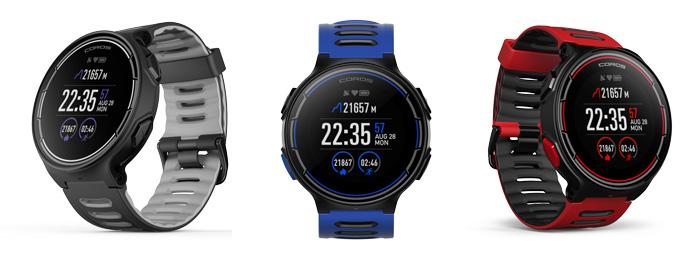 Reloj-gps multideporte Coros Pace modelos y colores