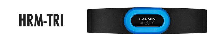 Pulsómetro para natación y triatlón Garmin HRM-Tri