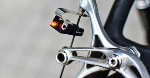 Nano Brake Light (luz de freno para bicicleta)