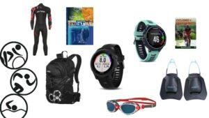 ideas originales para regalos para triatlón