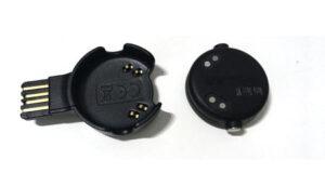 clip de carga del pulsómetro Polar Oh1