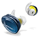 Bose SoundSport Free - Auriculares intraurales inalámbricos, Color Midnight Blue