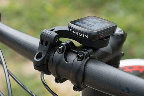 Soporte Garmin Edge para bicicleta de montaña