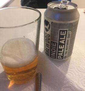 Cerveza Pale Ale BrewDog artesana Inglaterra