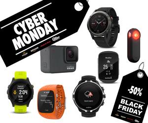 Ofertas Cyber Monday 2020 en gadgets relojes gps, accesorios ciclismo y ciclocomputadores