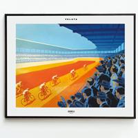Posters / Prints de ciclismo (Revista VOLATA)