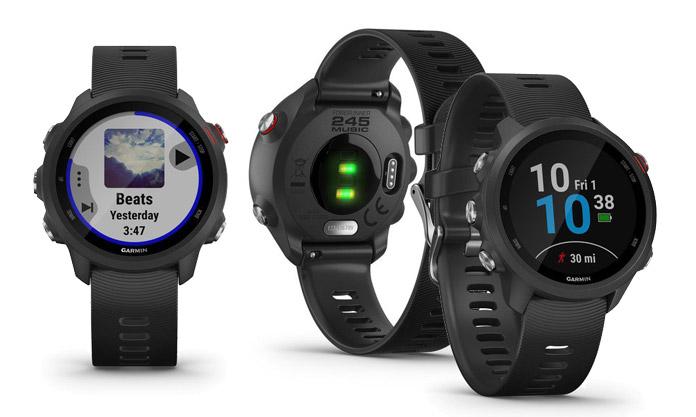 Forerunner 245 mejor reloj gps running