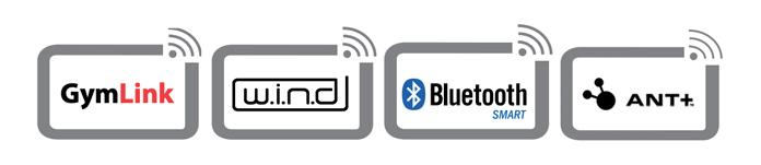 tipos de protocoloes de conectividad entre sensores deportivos y monitores de actividad o relojes gps de Polar