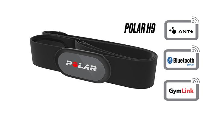 Nuevo Sensor de frecuencia cardíaca Polar H9