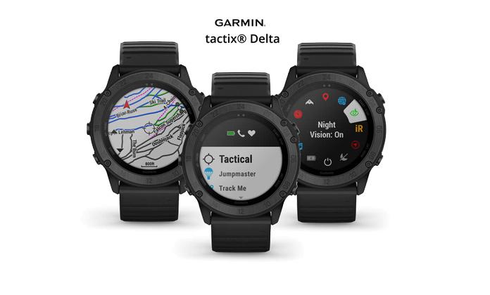 análisis del nuevo reloj gps Garmin tactix delta edición zafiro.