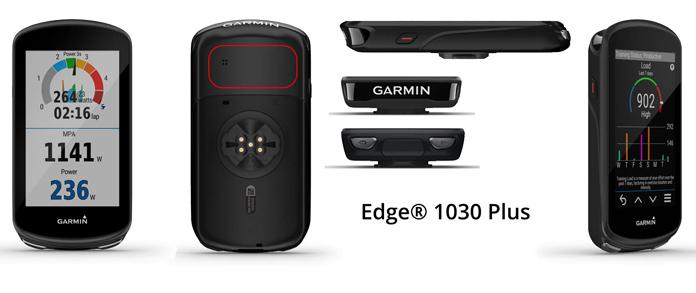 Garmin Edge 1030 Plus diseño