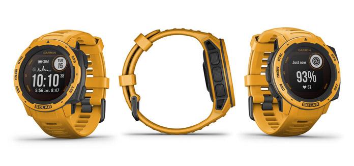 Diseño nuevo Garmin Instinct Solar