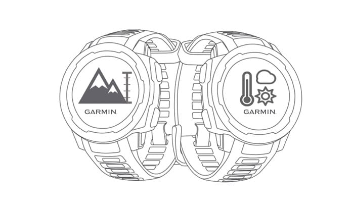 Altímetro barométrico en relojes gps Garmin: funcionamiento, calibración y errores frecuentes