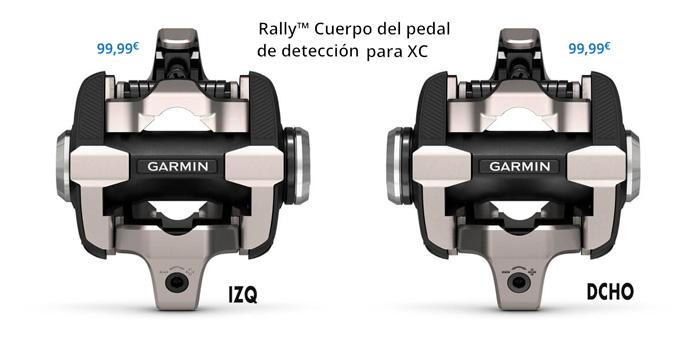 Comprar cuerpos de pedal izquierdo y derecho para pedales Rally XC, RS y RK individuales