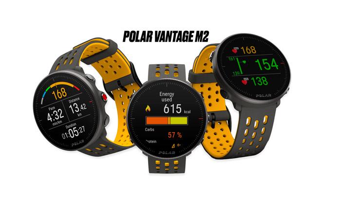 Nuevo polar Vantage m2 para running y multideporte