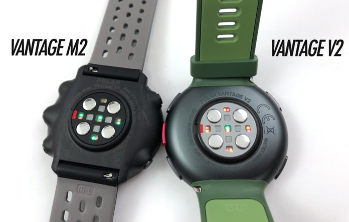 Diferencias pulsómetros vantage M2 vs V2