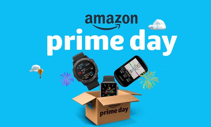 amazon prime day ofertas en relojes gps y gps para ciclismo