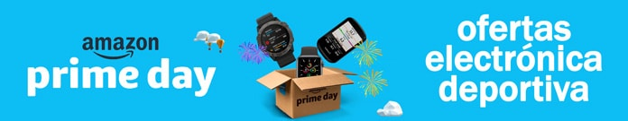 prime day amazon relojes gps de oferta y baratos