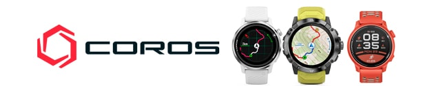 relojes gps y tecnología de la marca coros wearables