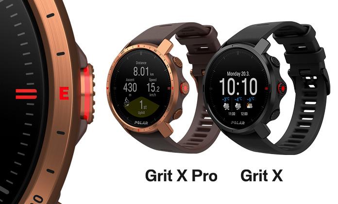 Diferencias estéticas Grit X Pro y Grit X